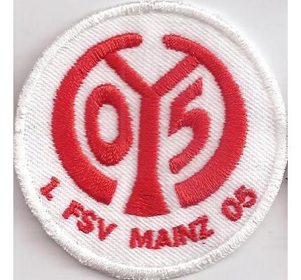 1 fsv Mainz 05 MY 05 Wappen Fussball Trikot Aufnäher Abzeichen Patch