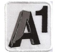 A1 2013 ÖSV Logo Austria Skiteam schi Team Haube Mütze Jacke Aufnäher