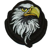 ADLER American Eagle Ranger US Army Airborne Biker Patch Aufnäher Abzeichen