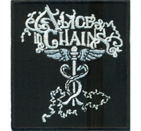 Alice in Chains Grunge Band Rockabilly Heavy Metal Biker Aufnäher Patch Aufbügler