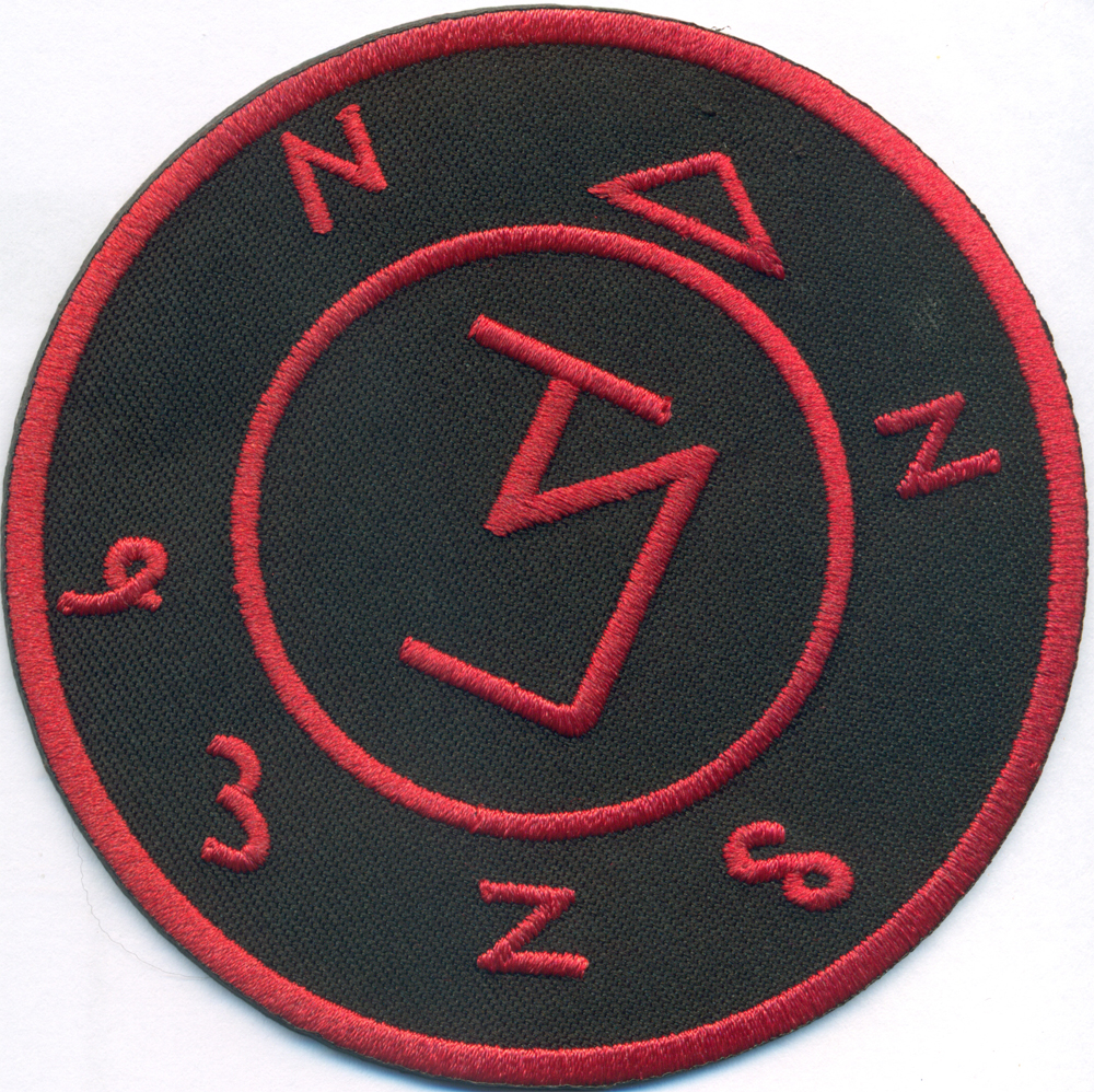 Angel Banisher Sigil Symbol Engelvertreiber Supernatural Witchcraft Aufnäher Patch