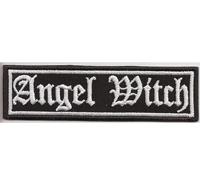 ANGEL WITCH, Motorcycle Club Rangabzeichen Biker Aufnäher Patch Abzeichen