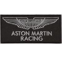 Aston Martin Racing TEAM, Oldtimer Klassiker Automobil Tuning Aufnäher Aufbügler
