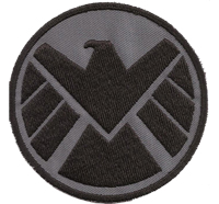 Avengers Movie DvD Shoulder Patch Uniform Kostüm Aufnäher Abzeichen