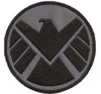 Avengers Movie DvD Shoulder Patch Uniform Kostüm Aufnäher Abzeichen