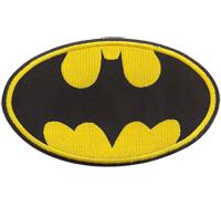 BATMAN Batmen Wappen Zeichen Uniform Anzug Kostüm Aufnäher Patch Abzeichen