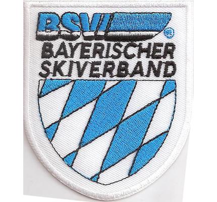 BSVI DSV aktiv BAYERISCHER SKIVERBAND ÖSV Schiteam Skiteam Aufnäher