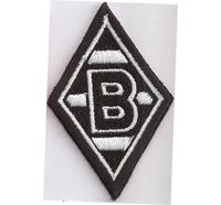Borussia Mönchen Gladbach Wappen Logo Fussball Trikot Abzeichen Aufnäher