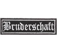 Bruderschaft, Brotherhood, Gremium, Biker, MC, Rankpatch, Aufnäher, Abzeichen