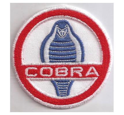 Cobra shelby viper gt 500 US Car bausatz Sitzbezüge tuning Aufnäher Patch