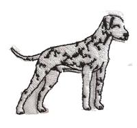 Dalmatiner 101 Hunde Züchter Welpen Leine Geschirr Aufbügler Aufnäher