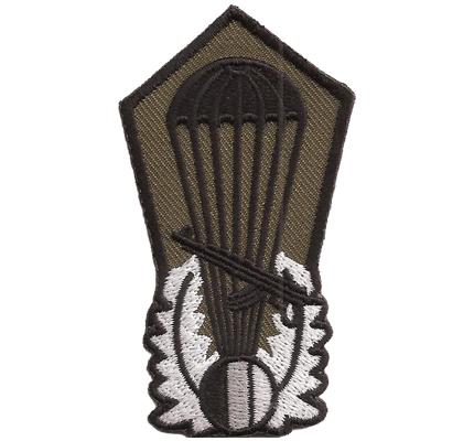 Felddienst Uniform Fallschirmjäger NVA Paratrooper Bundeswehr Abzeichen
