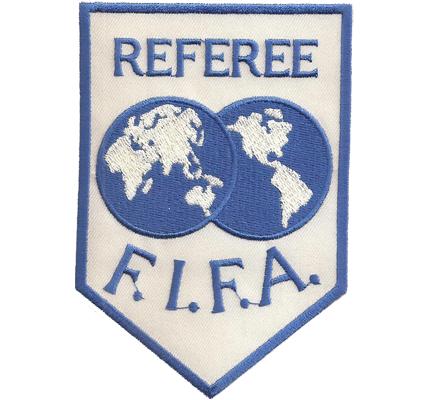 excellent quality best wholesaler big discount FIFA Referee Schiedsrichter Fussball Trikot Uniform Aufnäher ...