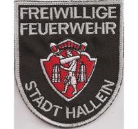 Freiwillige Feuerwehr FF Stadt Hallein Abzeichen Salzburg Aufnäher Patch