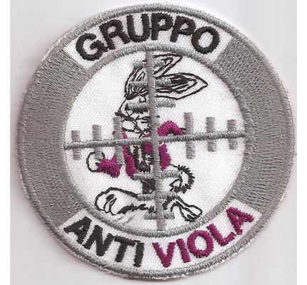 Gruppo Anti Viola Fak Casino Salzburg Ultras Hooligans Abzeichen Aufnäher Patch