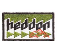 Heddon fishing Lures Vintage Angler Carphunter Weste Ausrüstung Aufnäher Patch
