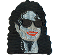 Jacko Michael Jackson Momorbilia King of Pop Kopf Head Aufnäher Abzeichen Patch