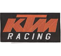 KTM RACING XXL BACKPATCH Team Rock Shox Superbike Motocross Aufnäher