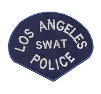 LAPD SWAT Los angels police department Polizei Aufnäher Abzeichen Patch