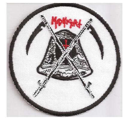 MIDNIGHT Nunslaugther Blasphemy Hellhammer Cruel Force NME Patch