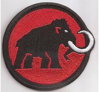 Mammut Logo Softshelljacke Tshirt Cap Abzeichen Aufnäher Patch