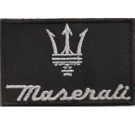 Maserati Sitzbezug Krone lamborghini MC12 Club Aufnäher Patch Abzeichen