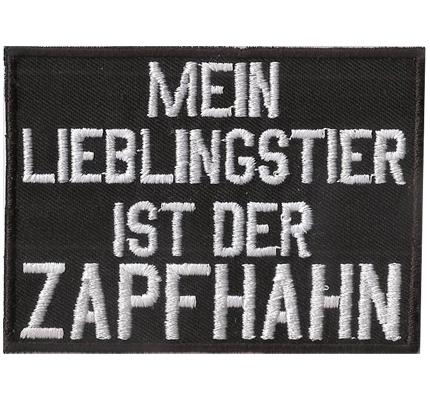 Mein Lieblingstier Ist Der Zapfhahn Heavy Metal Biker Spruch