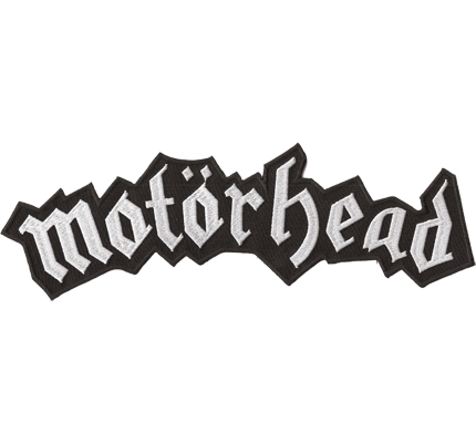 XXL Motörhead Heavy Metal ManoWar Backpatch Aufnäher Patch Abzeichen