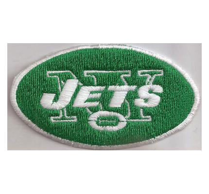 NYJETS New York Jets Baseball USA NBL Patch Aufnäher Emblem Abzeichen