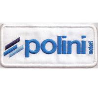 POLINI big VESPA Classic Piaggio Club Retro Lambretta Vintage Aufnäher W
