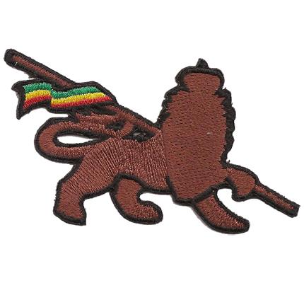 Rastafari Lion Mandala RASTA Dup Raggie Löwe Fahne Haube Tasche Aufnäher