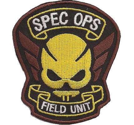 Resident Evil Spec OPS Field UNIT Specialforce Uniform Umbrella Aufnäher Patch
