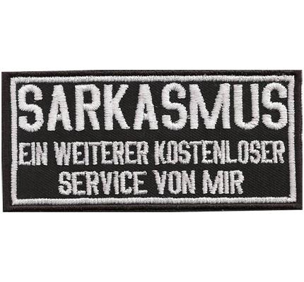 Sarkasmus_big_kostenloser_Biker_Service_patch.jpg