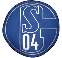 SCHALKE 04  XXXL Backpatch Kutten Trikot Aufnäher Patch Abzeichen