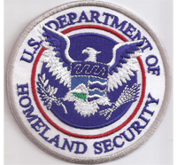 USA US Department of Homeland Security Fema Patch Abzeichen Aufnäher