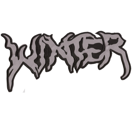 WINTER AUTOPSY and ABSCESS Heavy Metal Backpatch Aufnäher Patch