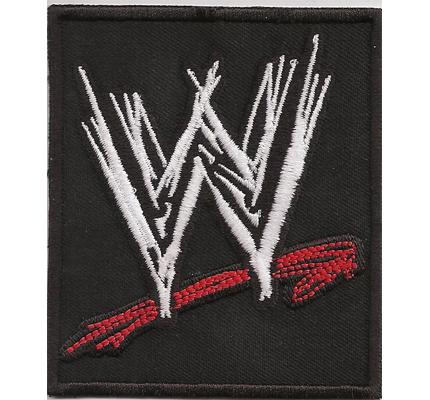 WWE World Wrestling Federation Extreme Gürtel Aufnäher Patch Abzeichen