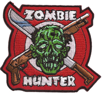 ZOMBIE Hunter Resident Evil Umbrella Responde Team Aufnäher Patch Abzeichen
