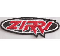 ZIRRI Original VESPA Classic Piaggio Club Retro Lambretta Vintage Aufnäher