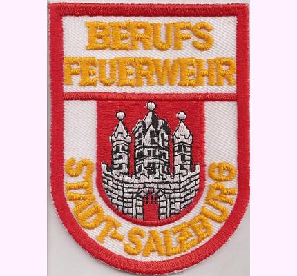 Berufsfeuerwehr Österreich Salzburg Abzeichen SOKO Rettung Aufnäher