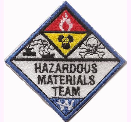 Hazardous, Material, Biohazard, Fringe, Division, Spezialeineinheit Aufbügler