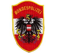 Bundespolizei Österreichische Polizei Austria Police MEK WEGA Aufnäher Abzeichen