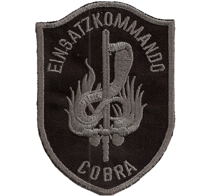 COBRA GEK EKC MEK Einsatzkommando Österreich Polizei Austria Aufnäher Abzeichen2