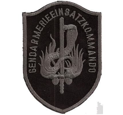 COBRA Gendarmarieeinsatzkommando  MEK SEK GEK Polizei EE Aufnäher