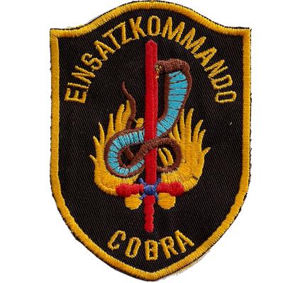 COBRA GEK EKC MEK Einsatzkommando Österreich Polizei Uniform Aufnäher Abzeichen3
