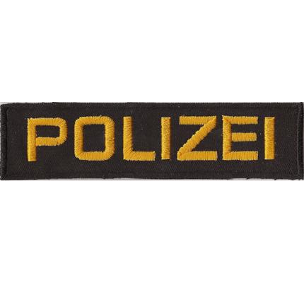 POLIZEI, Uniform Schild, MEK, EE Einsatzkommando, Österreich Aufnäher, Abzeichen