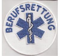 BERUFSRETTUNG Österreich Rettungsdienst Luftrettung, Medizin Abzeichen Aufnäher