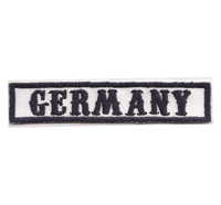 MC Sons of Anarchy original Biker Rang Abzeichen GERMANY Aufnäher Patch