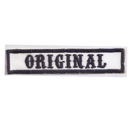 MC Sons of Anarchy original Biker Rang Abzeichen ORIGINAL Aufnäher Patch