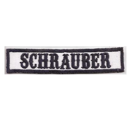 MC Sons of Anarchy original Biker Rang Abzeichen SCHRAUBER Aufnäher Patch